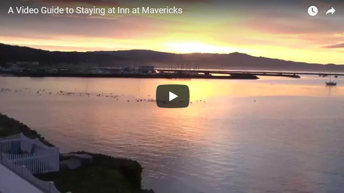A Video Guide To Staying At Inn At Mavericks, Click To Watch Video On YouTube