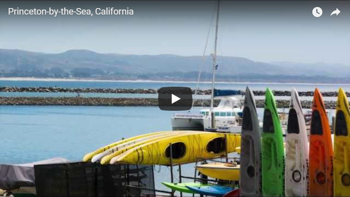 Princeton-By-The-Sea California - Click To Watch Video On YouTube